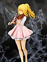 Anime Actionfigurer Inspirerad av Din Lie i april Kaori Miyazono pvc 22 cm CM Modell Leksaker Dockleksak Unisex