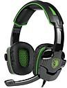 SADES SA-930 Fone de ouvido para jogos Com Fio Com Microfone Games
