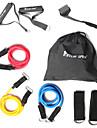 KYLINSPORT Set med resistansband Väska Ankle Rem Dörrankare Gummi Styrketräning Chins Sjukgymnastik Yoga Pilates Motion & Fitness För Hem Kontor