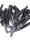 Hår till flätning Tight Curl twist Flätor Syntetiskt hår 20 rötter / pack 1pack Hårflätor Nyans Korta Jamaican Bounce-hår