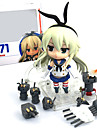 Anime Actionfigurer Inspirerad av Kantai Collection Shimakaze pvc 9.5 cm CM Modell Leksaker Dockleksak