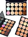 # Concealer / Contour 3 pcs Torr / Fuktig / Matt Vitning / Rynkreducering / Fuktgivande Dagligen / Kosmetisk / Foundation # Glitters / Matte Matt Dagligen Kräm Smink Kosmetisk