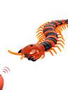 Radiostyrda djur Bus- och skämtleksaker Tusenfoting Kryllande tusenfoting Fjärrkontroll Simulering Plast ABS Pojkar Flickor Leksaker Present 1 pcs