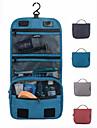 Travel Organizer / Kosmetisk påse / Resenecessär Stor kapacitet / Vattentät / Packpåsar Resväskor pvc / PU Resor / Hållbar