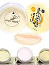 Enfärgad Makeup Set Löst puder Puder 1 pcs Torr / Matt / Kombination Vattentät / Vitning / Olje-kontroll Dam / Dagligen / Hälsa och skönhet # Matte / Professionel Bärbar / Allt-i-ett / Lätt att bära