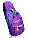 Hiking Backpack Shoulder Messenger Bag Sports & Leisure Bag 2 L for Running Fishing Hiking Outdoor Exercise Sports Bag Quick Dry Mountaineering Bonded Nylon Fiber synthetic fibre Running Bag