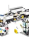 Byggklossar Byggsats Leksaker Utbildningsleksak 511 pcs kompatibel Legoing Utsikt över Staden Utsökt Pojkar Flickor Leksaker Present