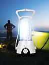 Lyktor & Tältlampor LED LED 42 utsläpps 1 Belysning läge Justerbar Hållbar Camping / Vandring / Grottkrypning Vardagsanvändning Fiske Vit
