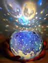 LT.Squishies LED-belysning Projektorlampa Romantik Galax och stjärnhimmel Ljusglimmer Högkvalitativ ABS-Plast Barn Pojkar Flickor Leksaker Present