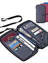 Pass- och ID-hållare Polyester Bärbar / Tillbehör till resväska / Multifunktion Enfärgad