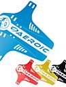 Cykelstänkskärmar Racercykel / Mountain Bike Plastik - 2 pcs Svart / Röd / Blå