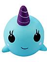 LT.Squishies Klämleksaker Stresslindrande leksaker Delfin Office Desk Leksaker squishy Dekompressionsleksaker 1 pcs Barn Pojkar Flickor Leksaker Present