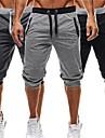Herr Harem Joggingshorts Bomull casual Fitness Gym träning Säckiga Shorts Sportkläder Lättvikt Mateial som andas Microelastisk