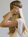Flip In Människohår förlängningar Klassisk Äkta hår Hårförlängningar av äkta hår Dam Blekt Blont