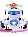RC Robot Infraröd ABS Mini / Sång / Dans Nej