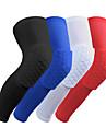 Knästöd för Löpning Camping Basket Vibrationsdämpning Andningsfunktion Lycra Spandex 1 st. Sport & Utomhus Svart Vit Röd