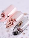 5 pcs Konstgjorda nageltips Klistermärken nagel konst manikyr Pedikyr professionell nivå Professionel / Nail Decals Dagligen / Öva
