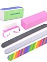 6pcs Nail Art Tool Nail Art Kit Till Moderiktig design / Kreativ / Vattentålig nagel konst manikyr Pedikyr Personlig / Dekorativ / Trendig