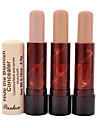 3 färger Makeup Set Concealer / Contour Face Primer 3 pcs Rak / Torr / Matt Vitning / Rynkreducering / Fuktgivande Dam / Herr och Dam / Säkerhet # Matte / Hög kvalitet Matt / Universell / Full-Face