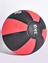 Medicinboll 15 cm Diameter Gummi Styrketräning Core-styrka, balans och koordination Muskelbyggande Motion & Fitness Gym träning Träna För