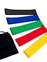 Motståndsband för träning Emulsion Brända Kalorier Stretch Styrketräning Sjukgymnastik Yoga Pilates Fitness För Hem Kontor