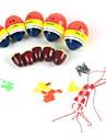 Fiskedrag Ställer Fiskekit 54 pcs Fiske Lätt att bära multiverktyg Slitsäker Plast ABS Sjöfiske Kastfiske Isfiske / Spinnfiske / Färskvatten Fiske / Karpfiske / Abborr-fiske / Drag-fiske