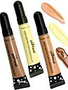 3 färger Makeup Set Kaki Concealer / Contour 3 pcs Torr / Fuktig / Matt Vitning / Rynkreducering / Fuktgivande Dam / Herr och Dam / Säkerhet # Matte / Hög kvalitet Matt / Universell / Full-Face