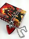 Mer accessoarer Inspirerad av Fate / stay night Saber Cosplay Animé Cosplay-tillbehör Dekorativa Halsband Legering Halloween kostymer