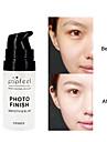 Enfärgad Hudvård Flytande Face Primer 1 pcs Fuktig Vitning / Multifunktionell / Len Hals / Foundation / Ansikte Professionel / Hög kvalitet Skydd / Multifunktion Smink Kosmetisk