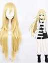 Dödsänglar Rachel Gardner Stråle Cosplay-peruker Alla 40 tum Värmebeständigt Fiber Blond Animé