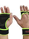 Tyngdlyftande handskar Microfiber Lyfthandskar Justerbar Fullt handledsskydd och extra grepp Slitsäker Motion & Fitness Gym träning Träna För Herr Dam handled