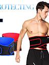 Midjetrimmer / Bastubälte Lycra Stretch Andningsfunktion Justerbara / Infällbar Träning Motion & Fitness Gym träning Träna För Herr Midja