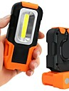 LED-lampa Lyktor & Tältlampor 200 lm LED LED utsläpps Bärbar Justerbar Camping / Vandring / Grottkrypning Vardagsanvändning Kall vit Ljuskälla Färg Orange Grön Röd