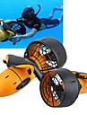 Water Propeller - Undervattensbooster - Torrdräkt – överdel Hållbar Justerbar rem Simmning Dykning Snorkelfenor PP+ABS  För Vuxen