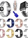 Watch kapela pro Apple Watch Series 5/4/3/2/1 Apple Sportovní značka / DIY nástroje Nerez Poutko na zápěstí