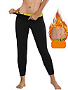 Bantningsbyxor neopren Stretch Viktminskning Slimming Body Sculptor Fettförbrännare Yoga Motion & Fitness Löpning För Ben Abdomen