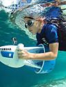 Water Propeller - Undervattensbooster - Torrdräkt – överdel Justerbar rem Anti-Fog Simmning Dykning Snorkelfenor PP+ABS  För Vuxen