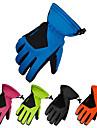 Vinterhandskar Skidhandskar Vintersport Helt finger Vinter Vattentät Håller värmen Slirsäker PU läder Skidåkning Camping