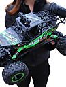 Radiostyrd bil Giantfoot Monster Truck Crawlers 4WD 4 Kanaler 2.4G SUV (Längdåkning) / Bergsklättring Bil / 4WD 1:12 9 km/h Fri Från Vatten / Smuts / Stöt / Simulering / Föräldra-Barninteraktion