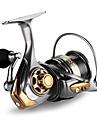 Fiskerullar Snurrande hjul 7.1:1 Växlingsförhållande+6 Kullager Hand Orientering utbytbar Sjöfiske / Kastfiske / Drag-fiske / Generellt fiske