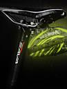 Sadelväska Reflekterande Regnsäker Vattentät dragkedja Cykelväska PU läder EVA Cykelväska Pyöräilylaukku Cykling Cykel