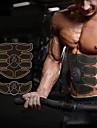 Magmuskelstimulator Bukhalsband EMS Abs Trainer Smart Elekronisk Muskeltonare Muskeltoning Tummy Fat Burner Ultimate Training Motion & Fitness Gym träning bodybuilding För Ben Abdomen Hem Kontor