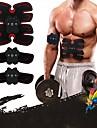 Magmuskelstimulator EMS Abs Trainer 33 cm Diameter PU-läder / Polyuretan Läder Elekronisk Ogiftig Styrketräning Muskeltonare Muskeltoning Massage Bygg och tona dina muskler Motion & Fitness Gym