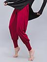 Dam Harem Yoga byxor Ensfärgat Modal Zumba Löpning Dans Underdelar Sportkläder Lättvikt Andningsfunktion Mjuk 4-vägs sträcka Elastisk Ledig
