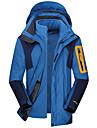 Men\'s Hoodie Jacket Hiking Jacket Winter Outdoor Solid Color Thermal / Warm Windproof Breathable Rain Waterproof Jacket Top Single Slider Camping / Hiking Outdoor Exercise Camping / Hiking / Caving