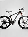 Mountainbikes Cykelsport 27 Hastighet 26 tum / 700CC SHIMANO M370 Oljeskivbroms Springergaffel Monocoque Vanlig Aluminiumlegering / #