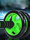 """5.91""""(Approx.15cm) Ab Wheel Roller Med 1 Passepartout Bekväm, Halk, Stabilitet Stretching, Förbättra bakböjningar PVC (polyvinylklorid), PP+ABS Till Fitness / Gym träning / Träna Midja, Midja och"""
