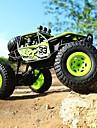 Radiostyrd bil XR8212 Monster Truck TITANFOOT 2.4G SUV (Längdåkning) / Bergsklättring Bil / Off Road Car 1:20 Borste elektrisk 7 km/h Dämpning / Mini / Fjärrkontroll