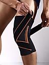 Knästöd Spandex Nylon latex silke Ogiftig Stretch Hållbar Andningsfunktion Motion & Fitness Gym träning Tyngdlyftning För Herr Ben knä Utomhussport Hem Kontor