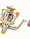 Fiskerullar Snurrande hjul 2.6:1 Växlingsförhållande+11 Kullager Hand Orientering utbytbar Generellt fiske - LF2000